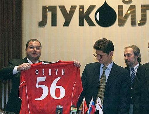 Почему Леонид Федун не продает «Спартак»?