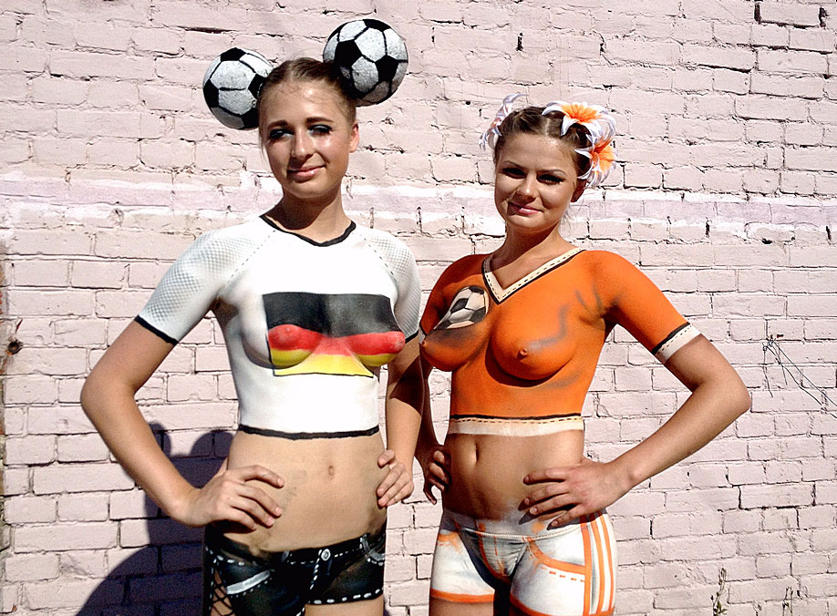 Голландия-Германия.